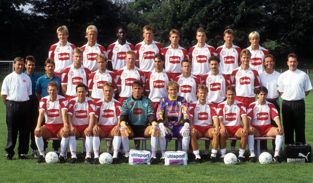 fortuna düsseldorf liga