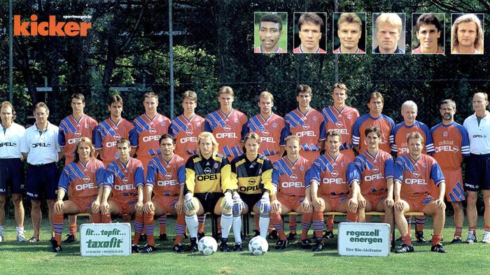 1 fussballbundesliga 1994 95:
