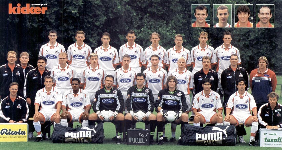 1 Fc Köln 2 Bundesliga Die Vereinsinfos News Und Alle