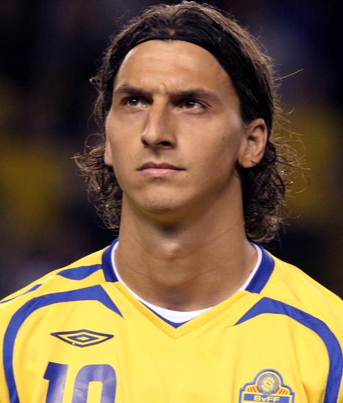 Zlatan Ibrahimovic Steckbrief