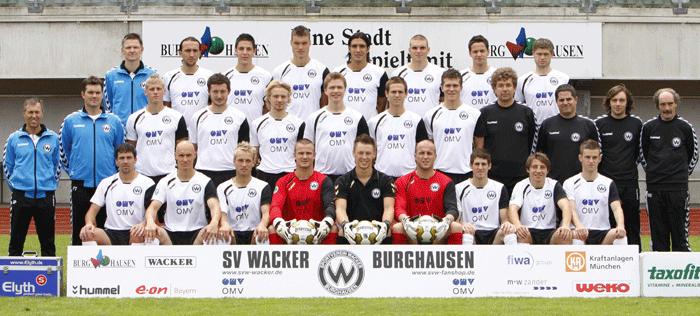 fußball burghausen