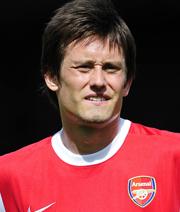 Rosicky verl�sst Arsenal nach zehn Jahren