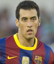 Barca verl�ngert mit Busquets