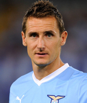 Weltmeister Klose: