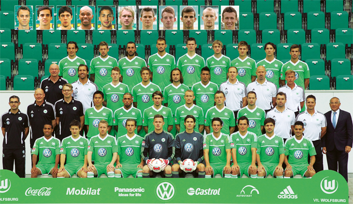 Wolfsburg Spiele