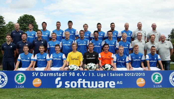 Darmstadt 98 Spieler