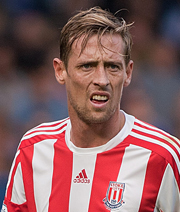 Stoke City bindet Crouch bis 2019