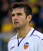 Barragan von Valencia nach Middlesbrough