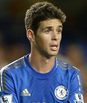 Perfekt: Oscar von Chelsea nach Shanghai