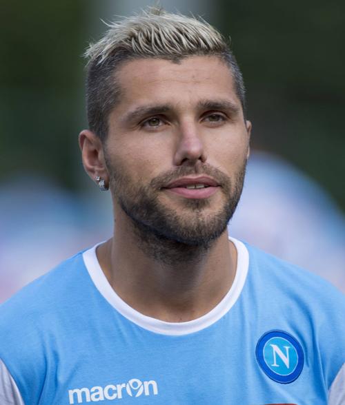 Valon Behrami - Udinese Calcio - Serie A: alle ...