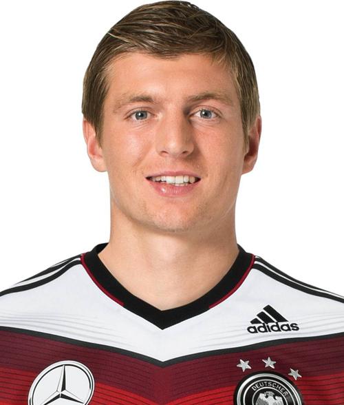 Toni Kroos - Real Madrid - Weltmeisterschaft: alle ...