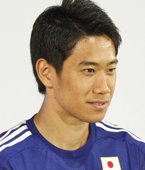 shinji kagawa aktuelle teams