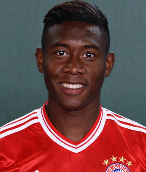 David Alaba Bayern M 252 Nchen Telekom Cup Alle
