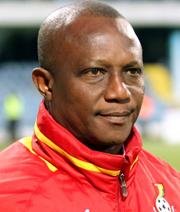 Appiah übernimmt zum zweiten Mal Ghana