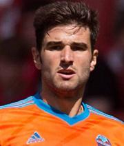 Barragan von Valencia nach Middlesbrough