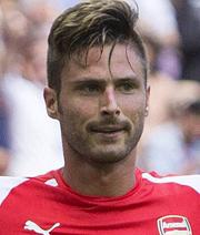 Giroud stürmt weiter für Arsenal
