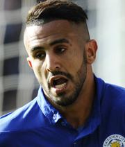 Leicester lehnt Roma-Offerte für Mahrez ab
