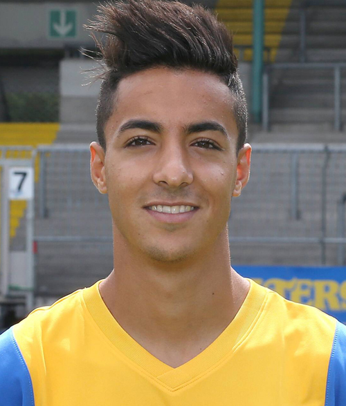 Salim Khelifi Salim Khelifi Eintracht Braunschweig 2 Bundesliga