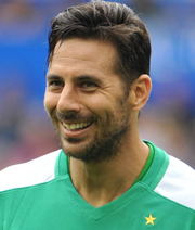 Pizarro sendet positive Signale