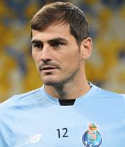 Casillas h�ngt in Porto noch ein Jahr dran