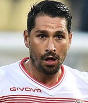 Borriello geht zu Cagliari