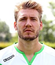 Bendtner trainiert in Kopenhagen mit