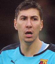 Watford verleiht Pantilimon an Deportivo