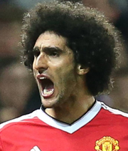 ManUnited zieht Fellaini-Option