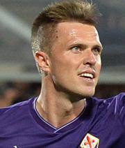 Atalanta eist Ilicic von der Fiorentina los