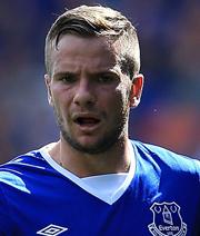 Watford leiht Evertons Cleverley bis Saisonende aus