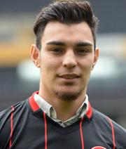Ayhan zur�ck ins Revier