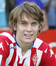 Gijon leiht Barca-Talent Halilovic aus
