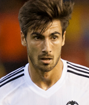 Marca: Real will André Gomes