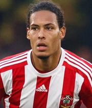 Southampton angelt sich van Dijk