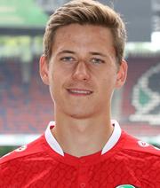 Hannover verl�ngert mit Talent Anton
