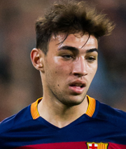 Barcelona parkt Munir in Alaves