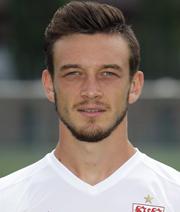 Der VfB verleiht Stürmer Tashchy