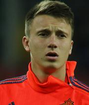 Juventus hat Golovin im Visier