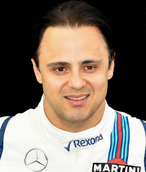 2017: Fahrersteckbrief Felipe Massa - kicker Felipe Massa