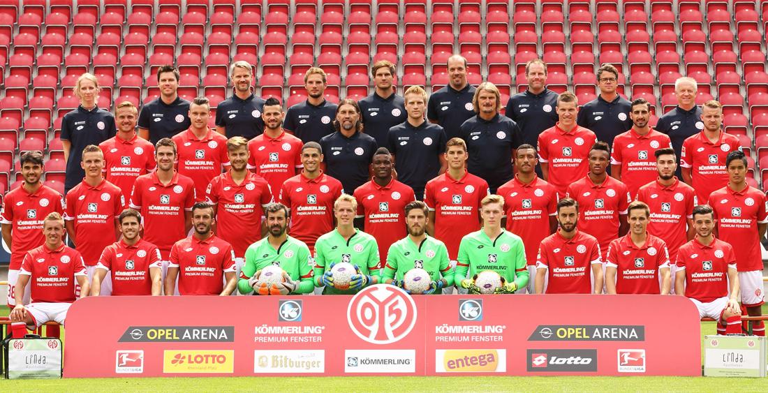 1. FSV Mainz 05 - Bundesliga: ...