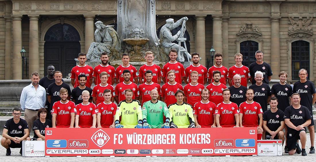 kickers würzburg live