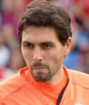 Torwartwechsel: Lux zu River Plate