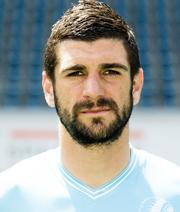 Gent verpflichtet Leihspieler Mitrovic