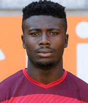 FCK verleiht Kwadwo nach Gro�aspach