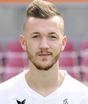 Hartel, Klünter und Müller werden FC-Profis