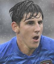 Rangers leihen Hyndman von Bournemouth aus