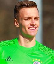 FC Bayern: 17-jähriger Früchtl auf Torhüterposition eingeplant