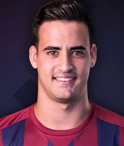 Nano sporting gijon la liga alle spielerstatistiken for Alexander mesa travieso