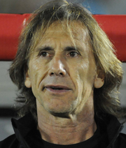 Peru verlängert mit Trainer Gareca