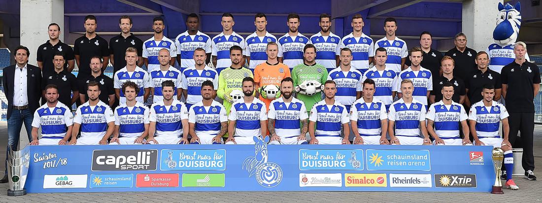 MSV Duisburg 2 Bundesliga die Vereinsinfos, News, und alle Vereinsdaten inklusive Historie